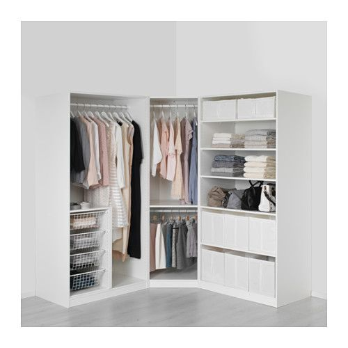 Brilliant Ikea Free Standing Wardrobe Closets Best 25 Corner Wardrobe Ideas On Pinterest Corner Closet