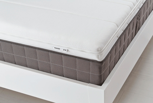 Brilliant Ikea Gel Foam Mattress Mattress Toppers Mattress Pads Ikea