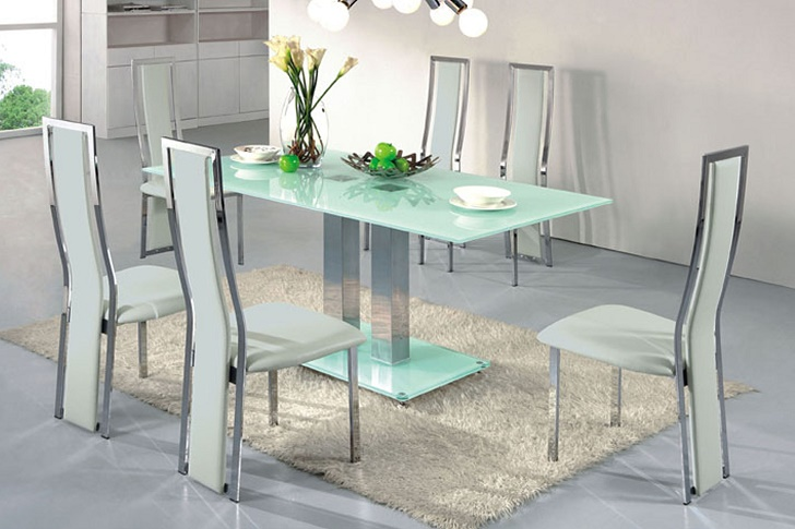 Brilliant Ikea Glass Dining Table Set Different Design Of Glass Dining Table For Your Kitchen