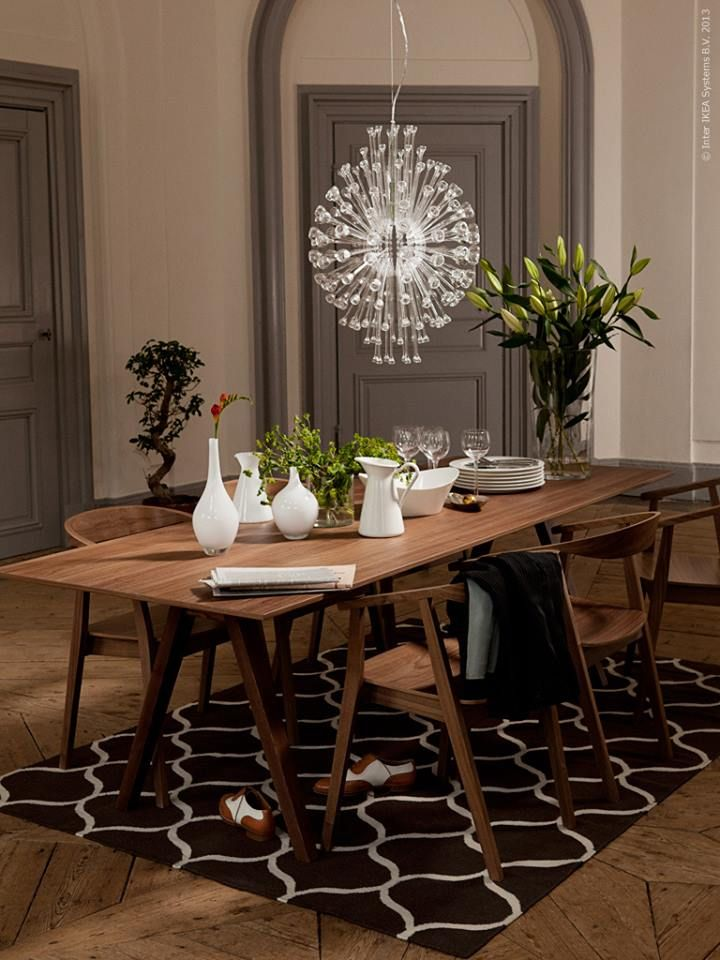 Brilliant Ikea Large Dining Room Table Best 25 Ikea Dining Sets Ideas On Pinterest Ikea Dining Table