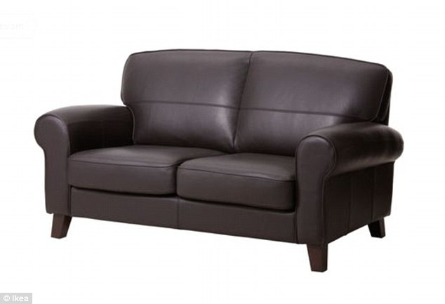 Brilliant Ikea Sofa Set Leather Ikea Admits Some Sofas In Leather Furniture Section Are Made From