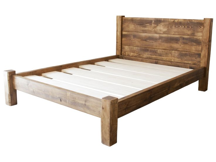 Brilliant King Size Wood Bed Frame Best 25 Super King Bed Frame Ideas On Pinterest Super King Size
