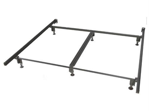 Brilliant King Steel Bed Frame Steel Bed Frame King Genwitch