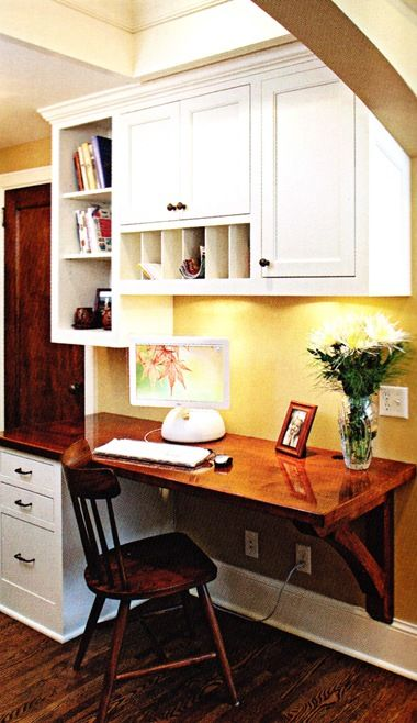 Brilliant Kitchen Desk Ideas Best 25 Kitchen Desk Areas Ideas On Pinterest Kitchen Office
