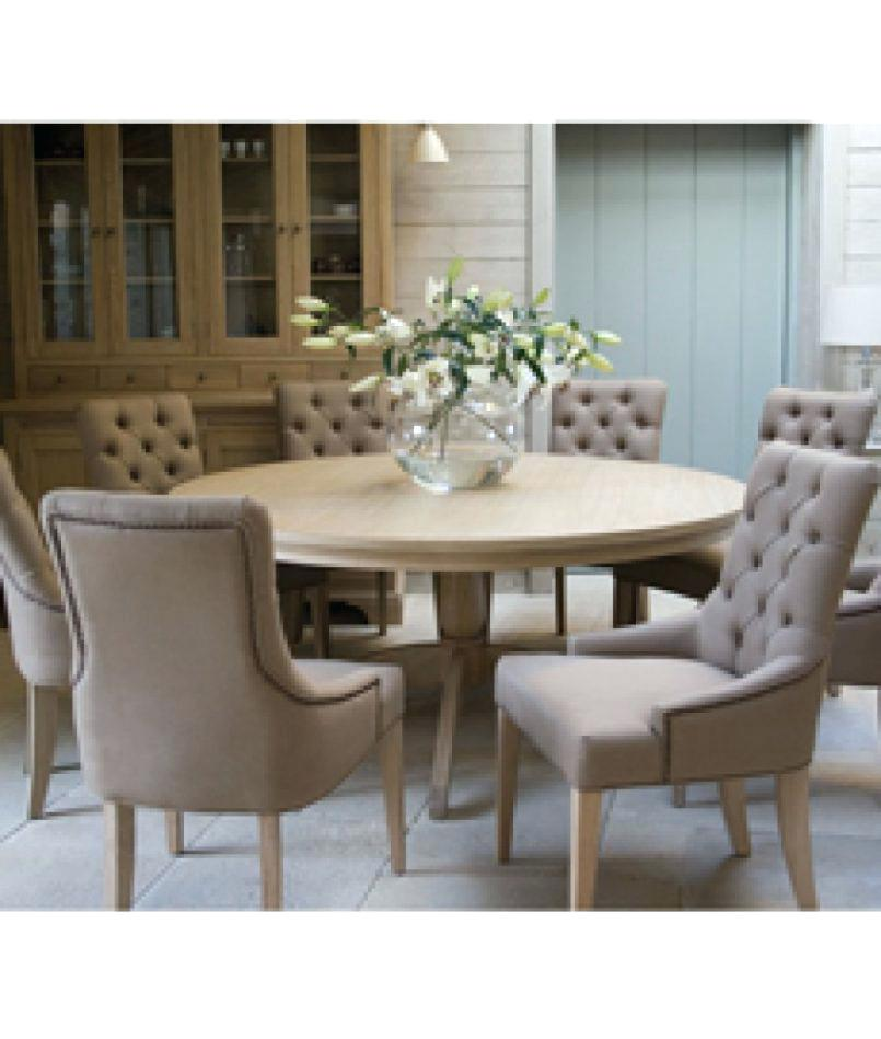 Brilliant Large Circular Dining Table Extending Round Dining Table Uk Starrkingschool Round Oak