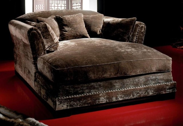 Brilliant Large Sofa With Chaise Lounge Living Room Awesome Gorgeous Large Chaise Lounge Triple Wide