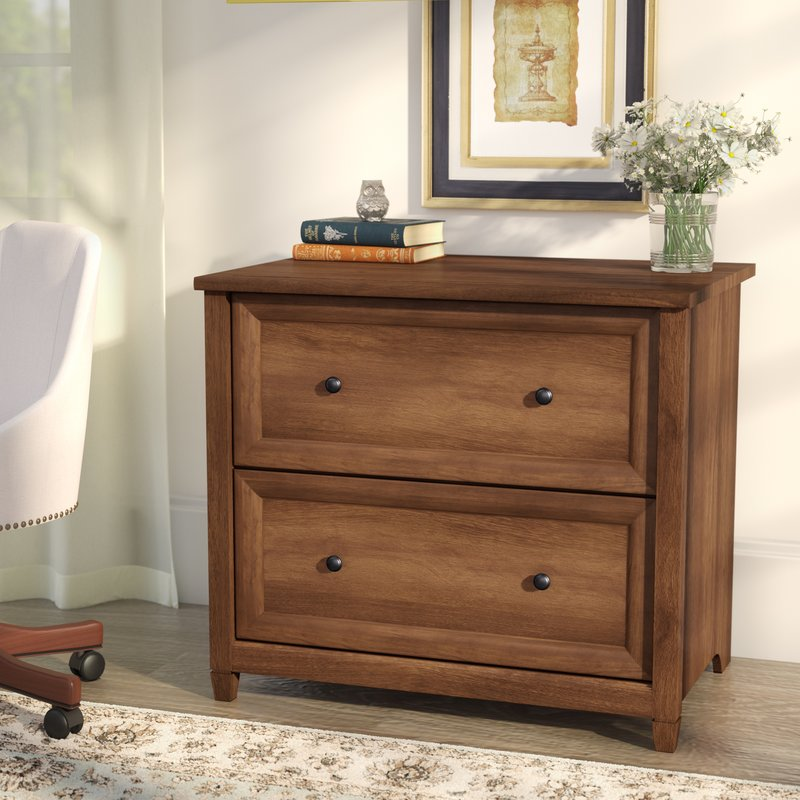 Brilliant Lateral File Cabinet With Storage Lateral Filing Cabinets Youll Love Wayfair