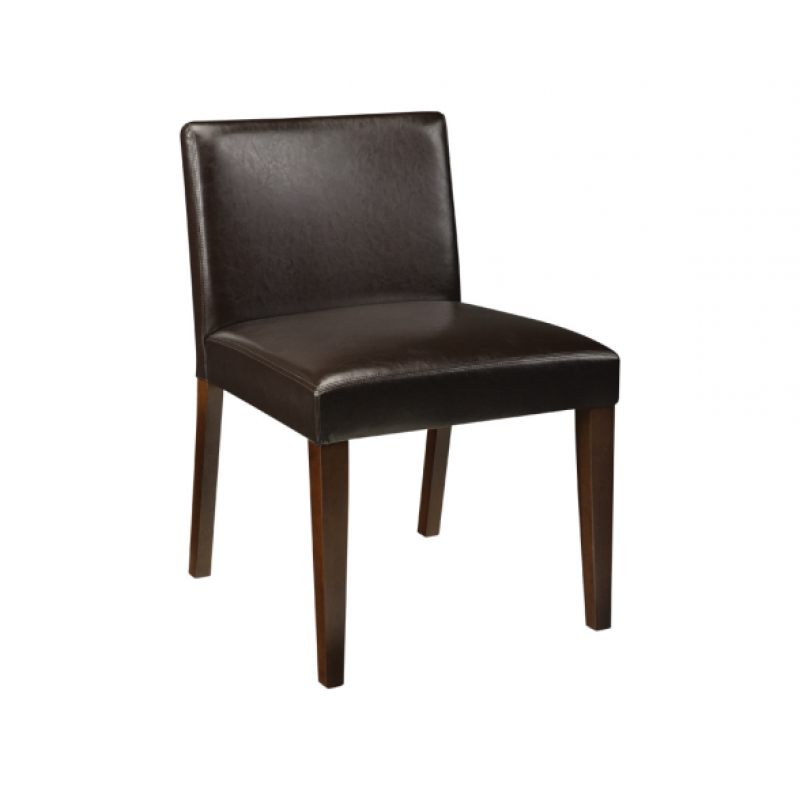 Brilliant Leather Back Dining Chairs Dining Chairs Low Back Gallery Dining
