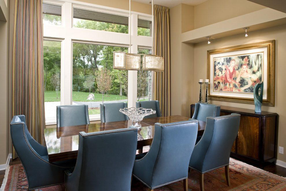 Brilliant Light Blue Upholstered Dining Chairs Light Blue Dining Chairs Dining Room Contemporary With Blue