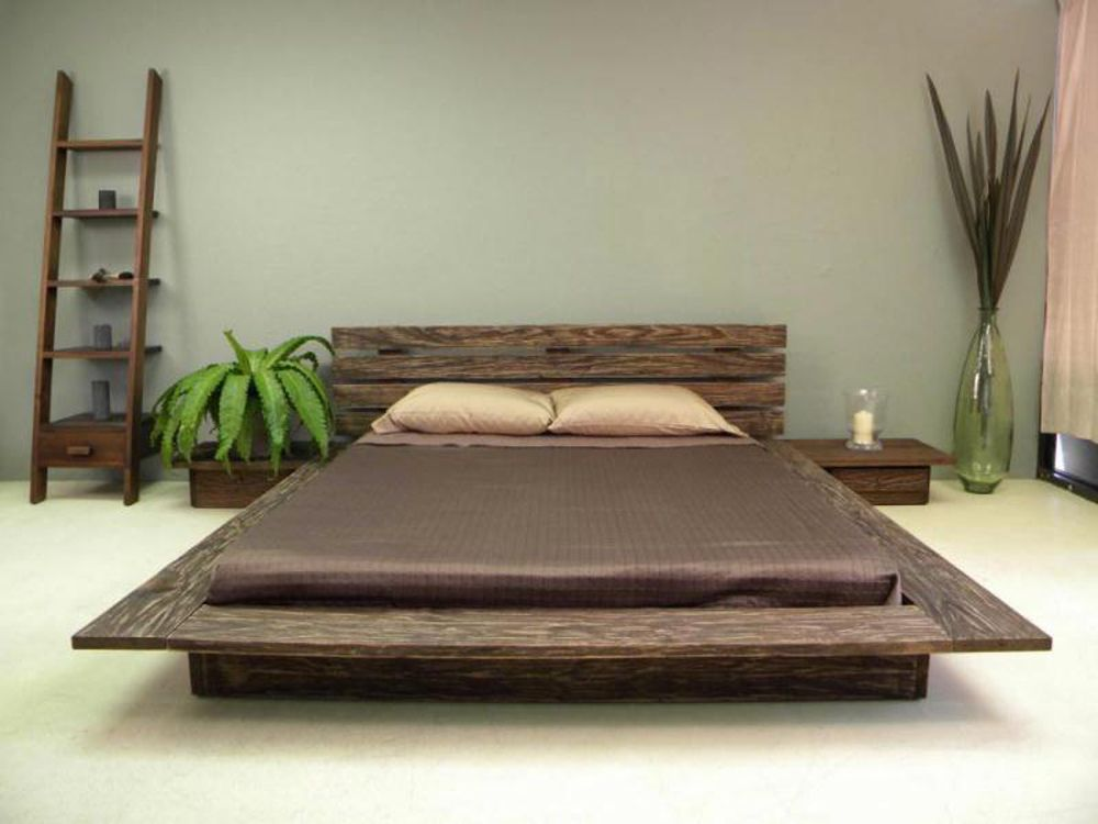 Brilliant Low King Bed Frame Low Profile King Bed Frame Plan Amazing Low Profile King Bed