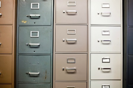 Brilliant Metal Filing Cabinet 5 Easy Tips For Painting A Metal Filing Cabinet Doityourself