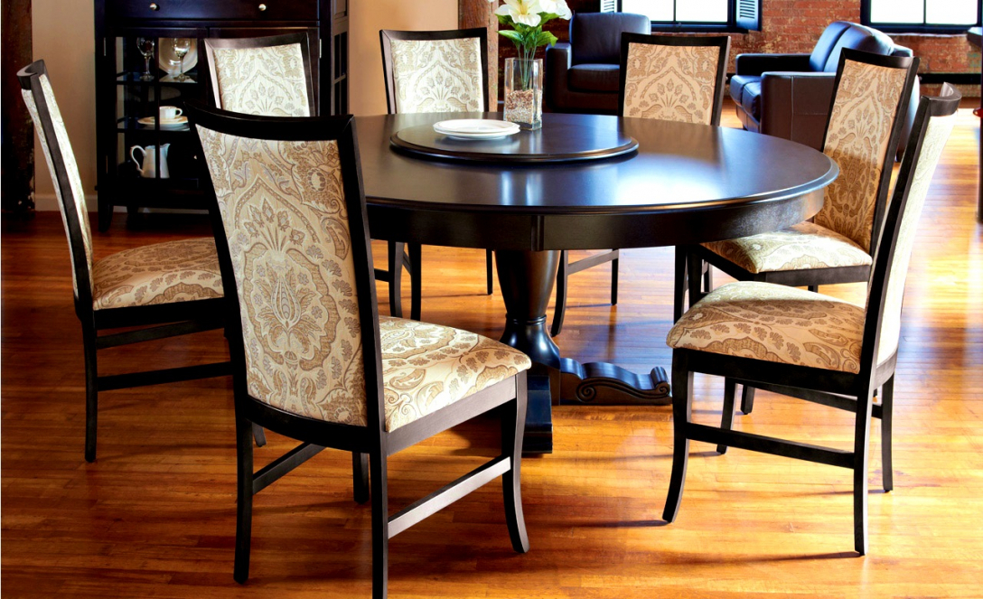 Brilliant Modern Round Dining Table For 8 Modern Round Dining Table For 8