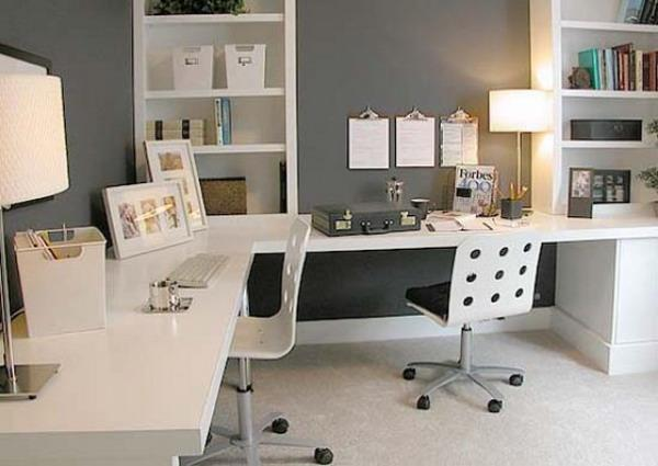 Brilliant Office Chair With Built In Desk Space Saving Built In Office Furniture In Corners Personalizing
