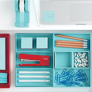 Brilliant Office Desk And Storage Office Supplies Office Organization Home Office Storage The