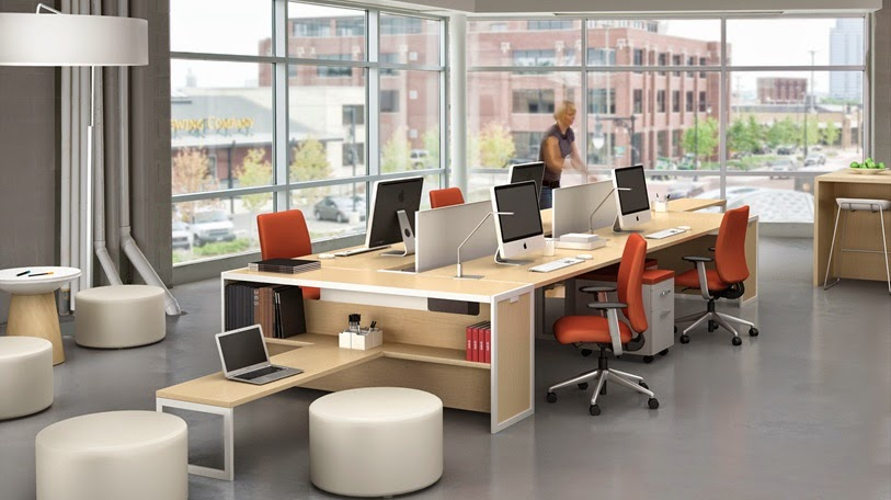 Brilliant Office Desk Configurations The Office Furniture Blog At Officeanything Are You Following