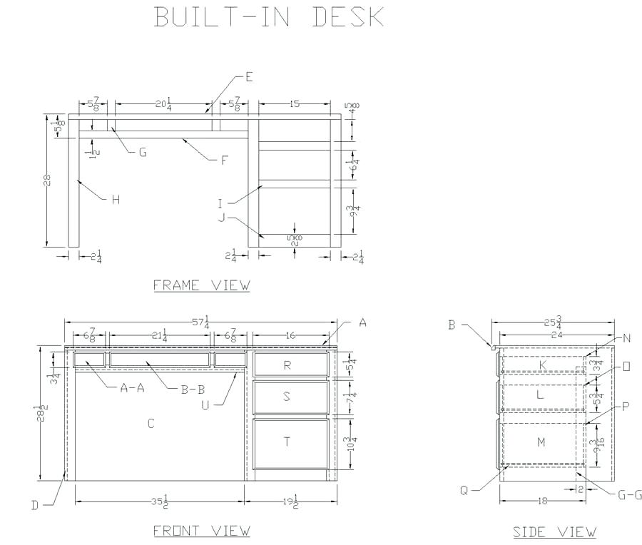 Brilliant Office Desk Design Plans Office Desk Design Plans With Office Desk Design Plans Design