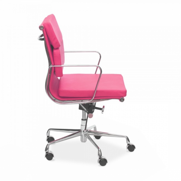 Brilliant Pink Office Chair Pink Office Chairs Coredesign Interiors