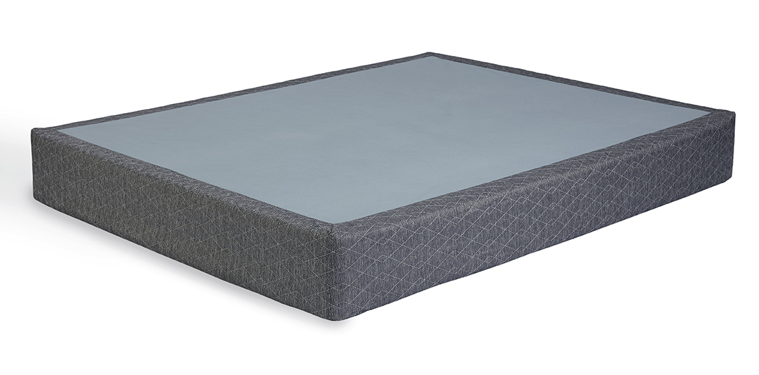 Brilliant Queen Bed Foundation Box Ghostbed High Quality Mattress Foundation Boxspring Alternative