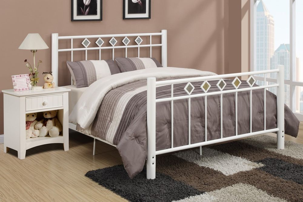 Brilliant Queen Metal Bed Headboard Footboard Choose The Best Metal Bed Headboards Modern Wall Sconces And Bed