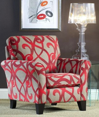 Brilliant Red Accent Chairs With Arms Red Accent Chair Finelymade Furniture With Arms 53 Best Sadie