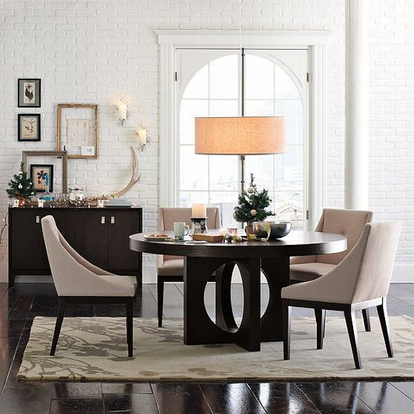 Brilliant Round Back Dining Chairs With Arms Chairs Awesome Dining Chairs Upholstered Dining Chairs