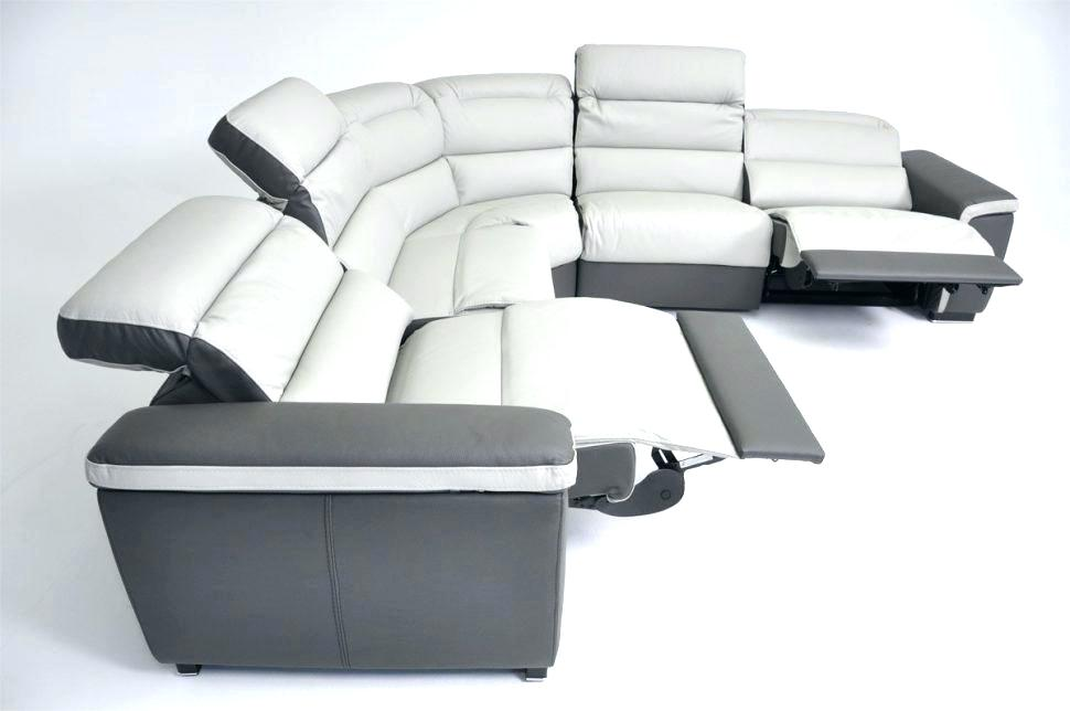 Brilliant Sectional Sofas With Recliners House Sectional Sofa For Small Spaces Reclining Sectionals Inside
