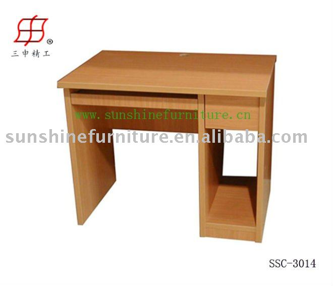 Brilliant Simple Wood Computer Desk Mdf Wooden Simple Office Working Computer Table Desk Buy Home