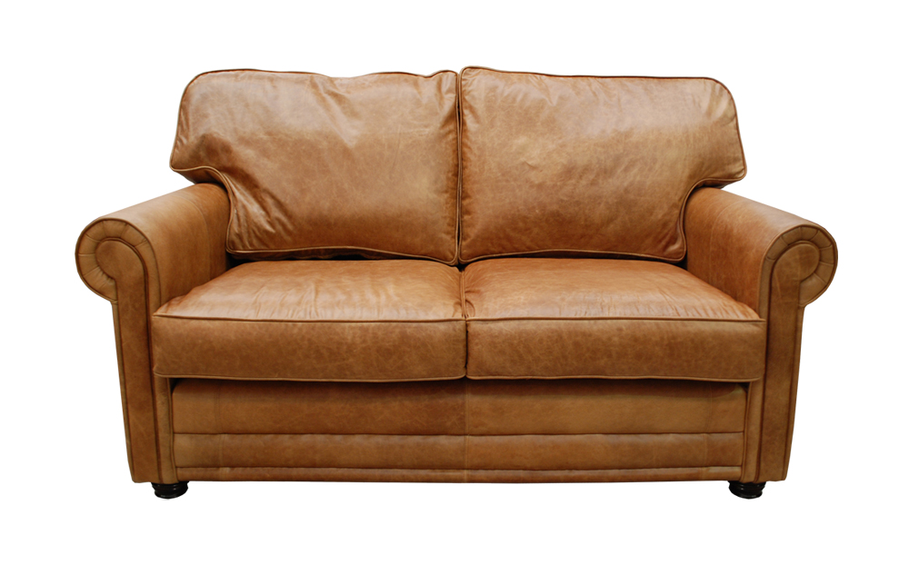 Brilliant Small Brown Leather Sofa Small Loveseat Sofa And Kent Leather Seater Sofa The Leather Sofa Shop