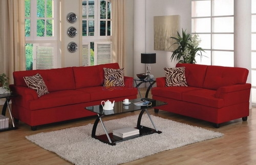 Brilliant Small Living Room Furniture Sets Creative Of Small Living Room Furniture Sets Contemporary Red Sofa