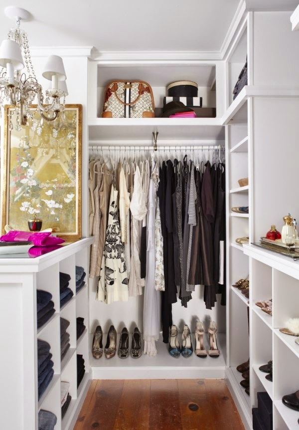 Brilliant Small Walk In Closet Organization Ideas Small Walk In Closet Organization Systems Hungrylikekevin