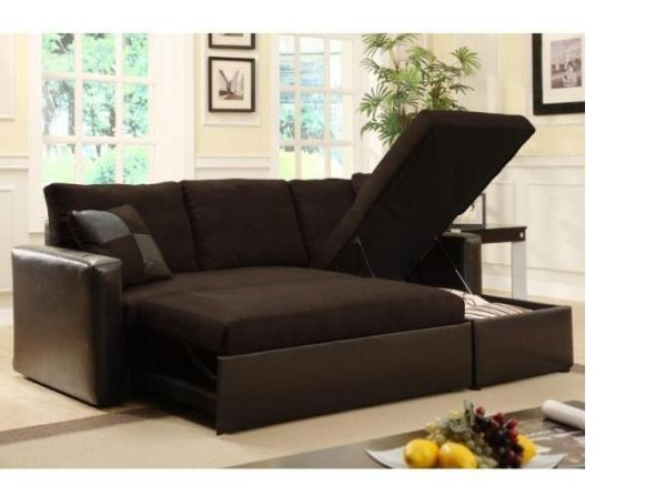 Brilliant Sofa That Turns Into A Bed Modern Sofa Bed With Storage Chase Modern Couch Modern And Storage