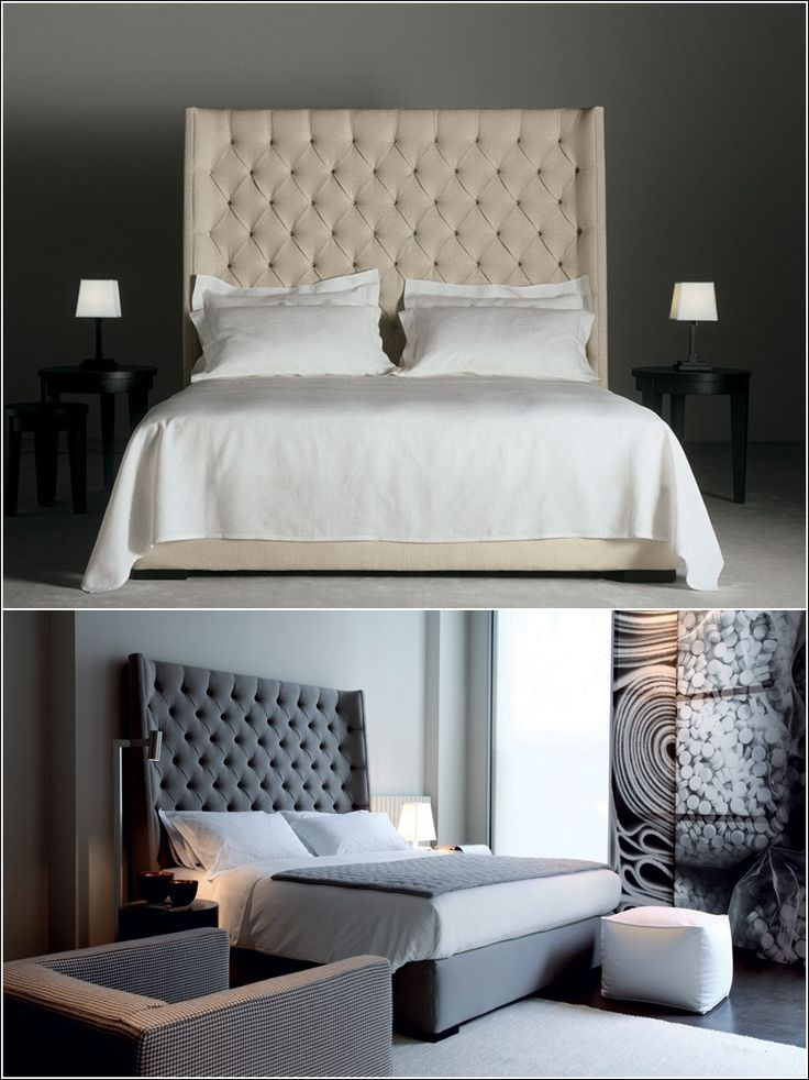 Brilliant Tall Headboard And Footboard Elegant Large Headboard Beds 21 About Remodel Queen Headboard And