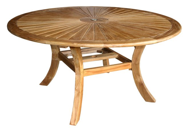Brilliant Teak Dining Table Chicteak Sun Teak Dining Table Reviews Wayfair