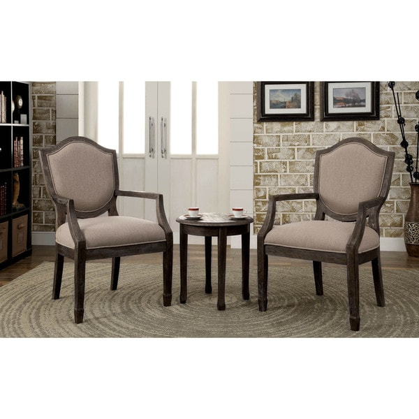 Brilliant Three Piece Living Room Set Furniture Of America Caroline 3 Piece Living Room Furniture Set