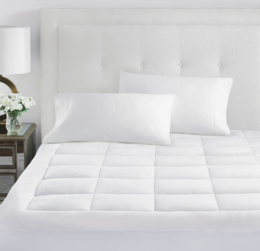 Brilliant Top Rated Mattress Pads Best Mattress Toppers And Pads August 2017 Update The Sleep