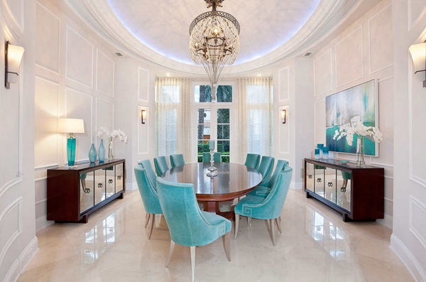 Brilliant Turquoise Dining Room Chairs Amazing Ideas Turquoise Dining Room Chairs All Dining Room
