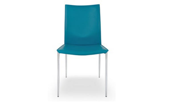 Brilliant Turquoise Leather Dining Chairs Turquoise Leather Dining Chairs Capitangeneral