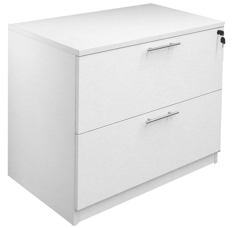 Brilliant White Locking File Cabinet 71 X 41 Bow Front Raiseup Electric Lift Height Adjustable Desk