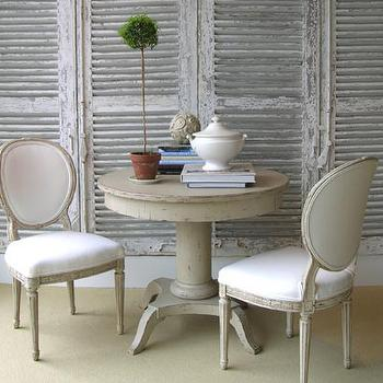 Brilliant White Round Back Dining Chairs Round Back French Dining Chairs Design Ideas