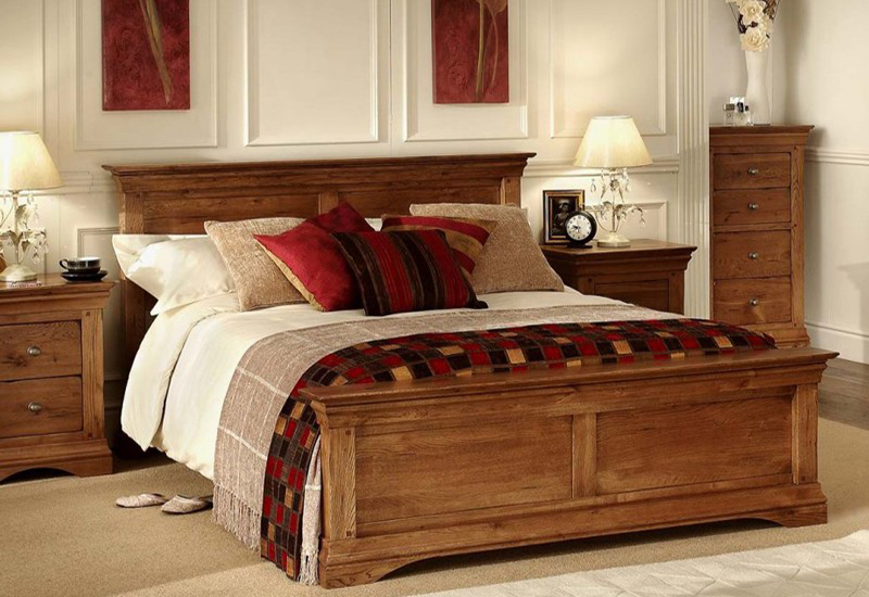 Brilliant Wooden King Size Bed Bedroom Amazing Impressive Bed Frame Wooden Frames King Size Home