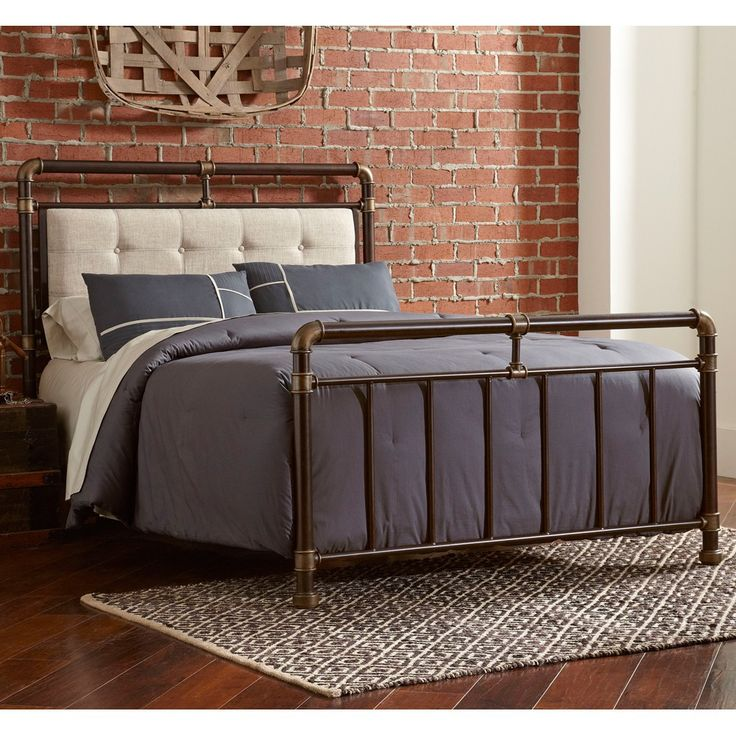 Brilliant Wrought Iron Bed Frame Best 25 Wrought Iron Beds Ideas On Pinterest Wrought Iron