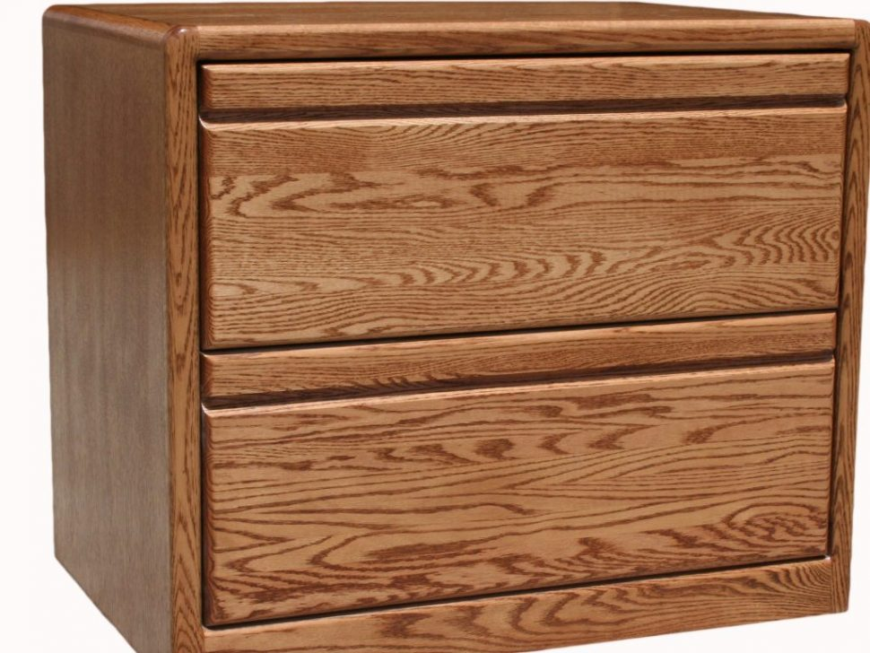 Chic 2 Drawer Wood File Cabinet With Lock Wood Cabinet D 30 H Cabinet O C650 Modern Oak 2 Drawer Locking