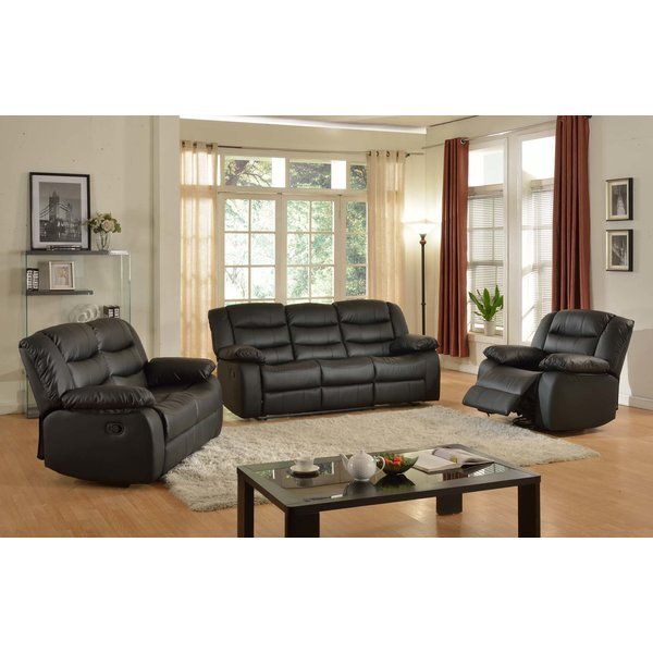 Chic 3 Piece Living Room Set Living In Style Casta 3 Piece Living Room Set Reviews Wayfair