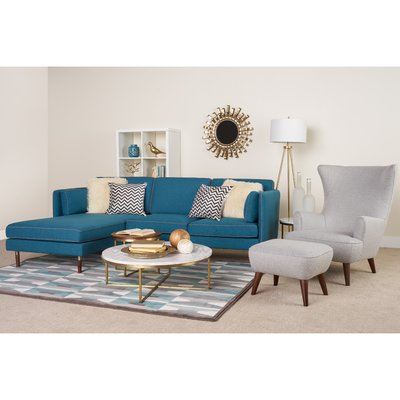 Chic 6 Piece Living Room Set Corrigan Studio Shelburne 6 Piece Living Room Set Wayfair