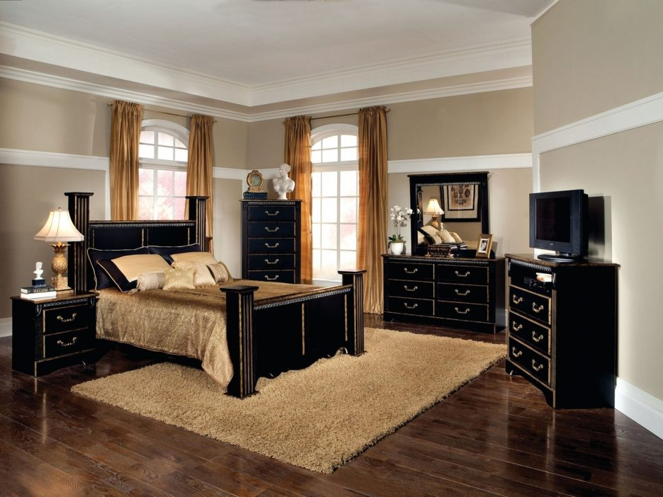 Chic Ashley Furniture Black Nightstand Nightstand Exquisite Ashley Furniture Black Bedroom Set King