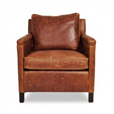 Chic Big Comfy Leather Chair Best 25 Brown Leather Chairs Ideas On Pinterest Brown Leather