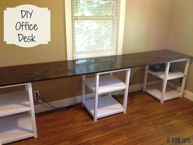 Chic Build Own Desk Desk Build Own Desktop Online How To Make Simple Desk Legs Or