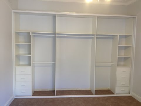 Chic Built In Bedroom Closet Ideas Built In Wardrobes For Small Bedrooms Design Ideas Youtube