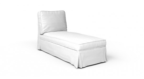 Chic Chaise Lounge With Arms Ektorp Chaise Lounge No Arms Cover Beautiful Custom Slipcovers