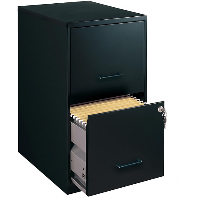 Chic Colored File Cabinets Office Designs Black Colored 2 Drawer Steel File Cabinet Free